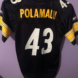 Authentic Pittsburgh Steelers Jersey!